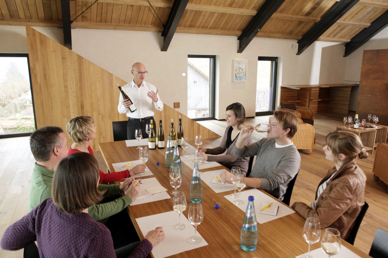 Weinseminar mit Wolfgang Staudt