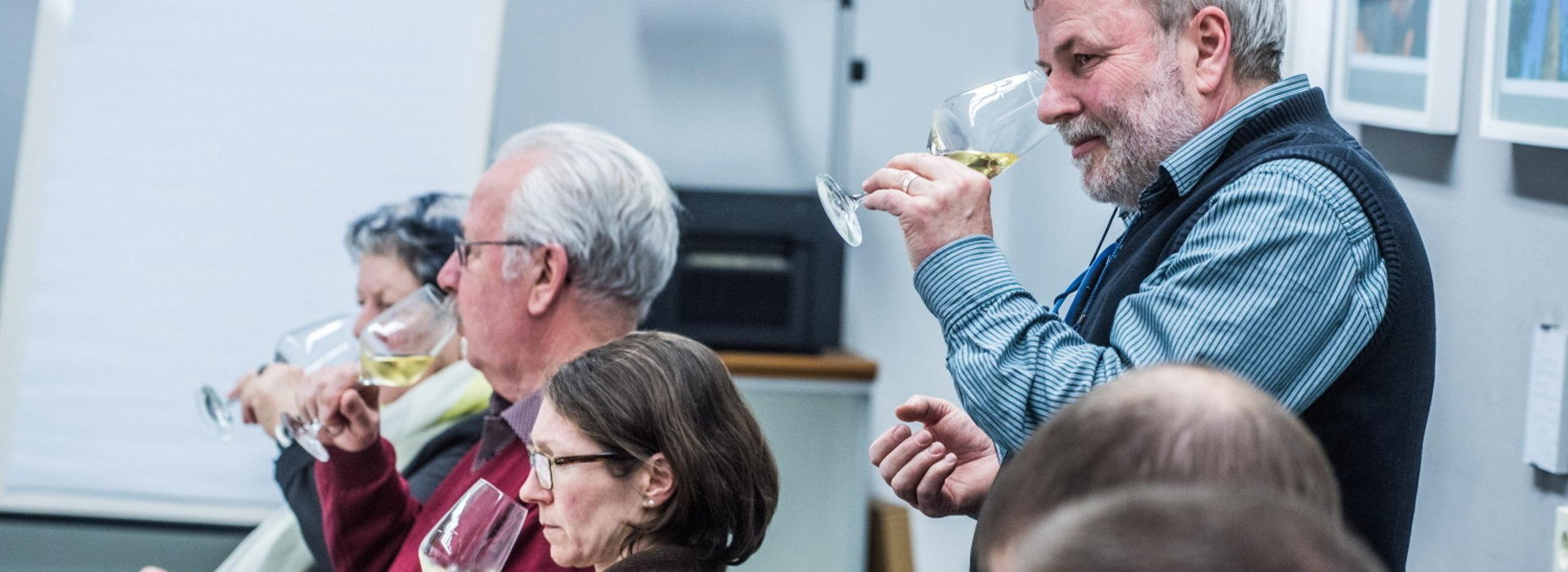 Weinseminar mit Hannes Rehm