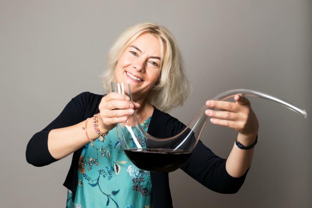 FuW-Mitglied Ulrike Ferres