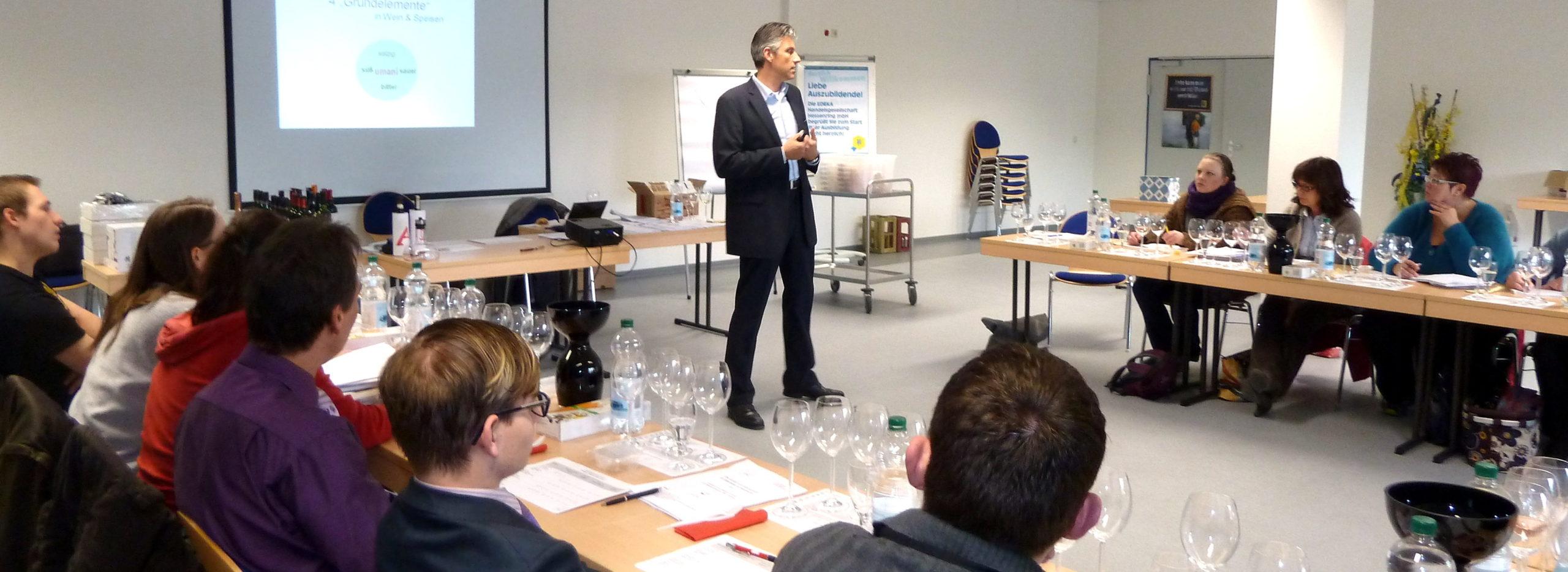 FUW-WeinkennerDiplom IHK-zertifiziert - Diplom-Seminar